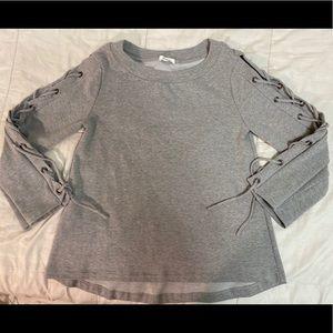 Nordstrom Pleone New Grey Sweater